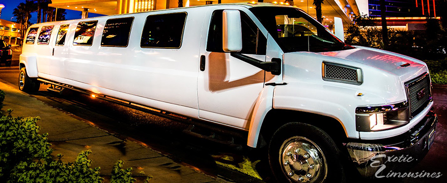 Las Vegas Wedding Limo | Exotic Limousines